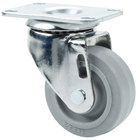 3 inch Replacement Swivel Caster for Cambro IBS20 and IBS27 Ingredient Bins