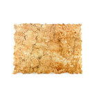Elite Global Solutions QS2420 Fo Granite 23 3/4 inch x 20 inch Rust Granite Rectangular Riser