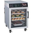 Hatco FSHC-7-2 Flav-R-Savor Seven Slide Pass-Through Portable Half Size Holding Cabinet