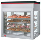 Hatco WFST-2X Flav-R-Savor Humidified Four Door Large Capacity Merchandising Cabinet - 1790W