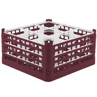 9 Compartment Vollrath Glass Racks and Extenders
