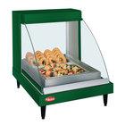 Hatco GRCD-1P Green 20 inch Glo-Ray Full Service Single Shelf Merchandiser - 120V, 410W