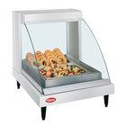 Hatco GRCD-1P White 20 inch Glo-Ray Full Service Single Shelf Merchandiser - 120V, 410W