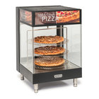 Nemco 6422 Heated Countertop Pizza Merchandiser with Four 18 inch Racks - 120V