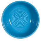 CAC TG-18-PCK Tango 15 oz. Peacock Pasta/Salad Bowl - 36/Case