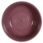 CAC TG-15-PLM Tango 12.5 oz. Plum Pasta/Salad Bowl - 36/Case