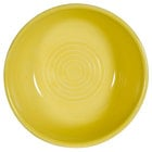 CAC TG-15-SFL Tango 12.5 oz. Sunflower Pasta/Salad Bowl - 36/Case