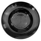 CAC TG-3-BLK Tango 9 oz. Black Pasta Bowl - 24/Case