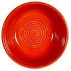 CAC TG-18-R Tango 15 oz. Red Pasta/Salad Bowl - 36/Case