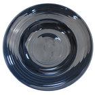 CAC TG-3-CBU Tango 9 oz. Cobalt Blue Pasta Bowl - 24/Case