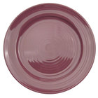 CAC TG-8-PLM Tango 9 inch Plum Round Plate - 24/Case