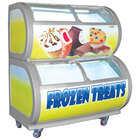 Excellence Ice Cream Display Freezers