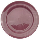 CAC TG-21-PLM Tango 12 inch Plum Round Plate - 12/Case