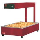 Hatco GRFFI Glo-Ray Radiant Red 12 3/8 inch x 24 inch Portable Food Warmer with Infinite Controls - 120V, 500W