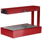 Hatco GRFF Glo-Ray Red 12 3/8 inch x 24 inch French Fry Warmer - 120V, 500W