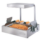 Hatco GRFHS-PT26 Glo-Ray 29 inch Pass-Through Portable Fry Holding Station with 4 inch Base - 120V, 1440W