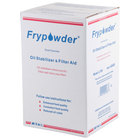 Fryer Oil Stabilizer and Fryer Filter Powder