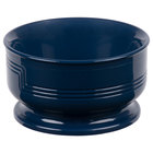 Cambro MDSB9497 Navy Blue Insulated 9 oz. Bowl - Shoreline Meal Delivery System 12 / Pack