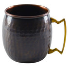 10 Strawberry Street COP-MINIANT 2 oz. Copper Mini Mug