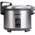 Proctor Silex 37560R 60 Cup (30 Cup Raw) Electric Rice Cooker / Warmer - 120V