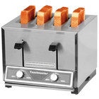 Toastmaster TP430 4 Slice Pop-Up Commercial Toaster - 208V, 2600W (Canadian Use Only)