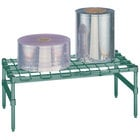 Metro HP52K3 30 inch x 24 inch x 14 1/2 inch Heavy Duty Metroseal 3 Dunnage Rack with Wire Mat - 1600 lb. Capacity
