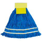 Medium 22 oz. Microfiber String Mop with Scrubber and 5