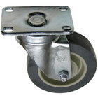 All Points 26-2446 4 inch Swivel Plate Caster - 275 lb. Capacity
