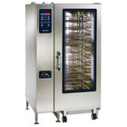 Alto-Shaam CTC20-20G Combitherm Liquid Propane Boiler-Free Roll-In 40 Pan Combi Oven - 120V
