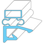 All Points 74-1104 Magnetic 3-Sided Door Gasket - 29 13/32 inch x 69 1/16 inch