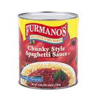 Furmano's Premium Chunky Spaghetti Sauce #10 Can