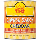 Carnival King #10 Can Cheddar Cheese Sauce   - 6/Case