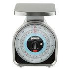 Rubbermaid FGA012R Pelouze 25 lb. / 10 kg. Dual Read Mechanical Portion Control Scale