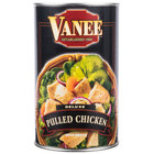 Vanee 456DC Deluxe Pulled Chicken - 48 oz. Can