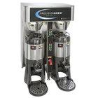 Grindmaster PBIC-430 1.5 Gallon Twin Shuttle Coffee Brewer - 120/240V