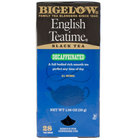 Bigelow English Teatime Decaffeinated Tea - 28/Box