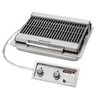 Wells B-406 24 inch Built-In Electric Charbroiler with Two Control Knobs - 400V, 5400W