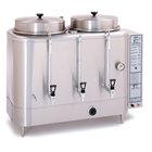 Curtis RU-600-35 Liquid Propane Automatic Twin 6 Gallon Coffee Urn