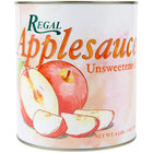 Unsweetened Apple Sauce - #10 Can