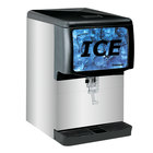 Scotsman ID150B-1A Modular Countertop Ice Dispenser - 150 lb.