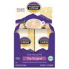 Oregon Chai Original Chai Dry Mix Single Serve Packets - 6/Case