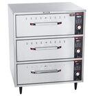 Hatco HDW-3 Freestanding Three Drawer Warmer - 240V, 1350W