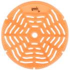 Lavex Janitorial Gel Urinal Screen, Citrus Scent Deodorized - 10/Pack