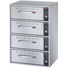 Hatco HDW-4 Freestanding Four Drawer Warmer - 1800W