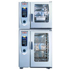 Rational 60.71.925 Stacking Kit with Rollers for 61 on 101 Combi Duo Ovens