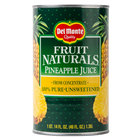 Canned Pineapple Juice 46 oz. Can