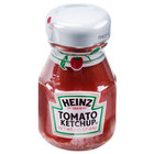 Heinz Ketchup - (60) 2.25 oz. Mini Bottles / Case - 60/Case