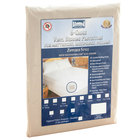 Bargoose Zippered Vinyl Bed Bug Proof King Mattress Encasement