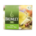 Bromley Hot Green Tea Bags - 48/Box