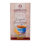 Bromley Exotic English Breakfast Tea - 24/Box